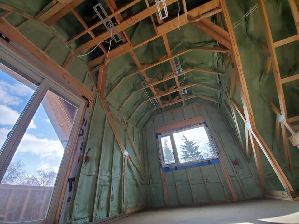 Spray Foam Insulation Elkhart Indiana